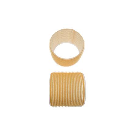 Yellow Velcro Roll 65Mm 6Pk