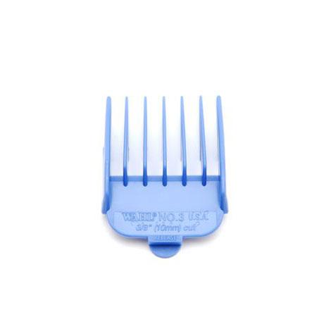 #3 Plastic Tab Clipper Att Blue