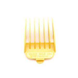 #5 Plastic Tab Clipper Att Yellow