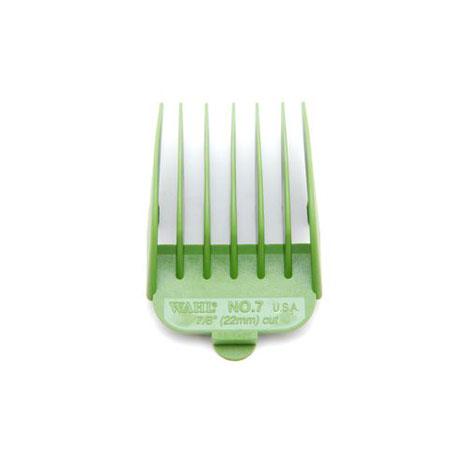 #7 Plastic Tab Clipper Att Green