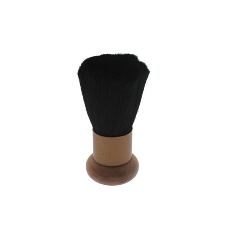 Neck Brush Mini Black