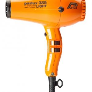 Parlux 385 Power Light Ceramic and Ionic Hair Dryer Orange