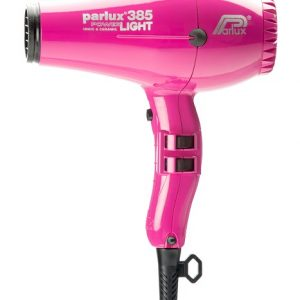 Parlux 385 Power Light Ceramic and Ionic Hair Dryer Fushia