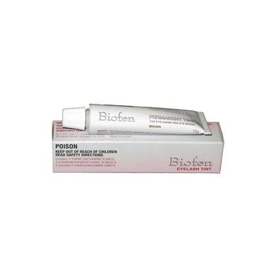 Biofen Eyelash Tint Graphite.