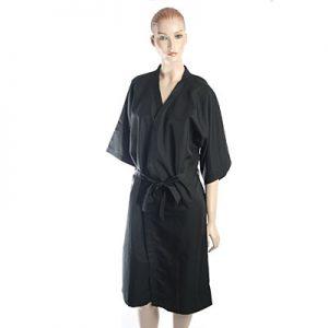 Cape Kimono Kf Dg 2025 Black
