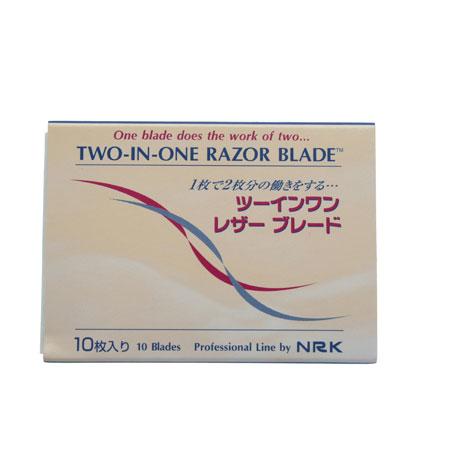 Nikky 2 In 1 Razor Blades 10Pk