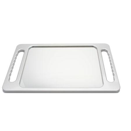 Mirror Rectangle Silver