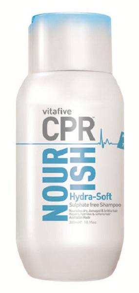 Vita 5 CPR Nourish hydra Shampoo 300Ml
