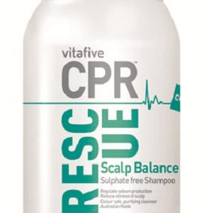 Vita 5 CPR Rescue Scalp Balance Shampoo 300ml