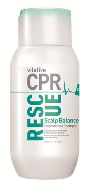 Vita 5 CPR Rescue Scalp Balance Shampoo 300ml
