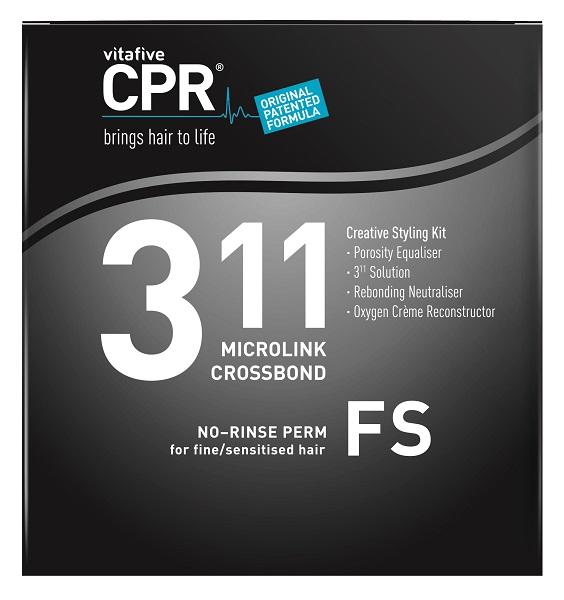 Vita 5 No Rinse Perm 311 Fine/Sensitive