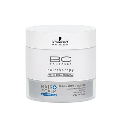 Bona Cure Pre Shampoo Peeling 200Ml