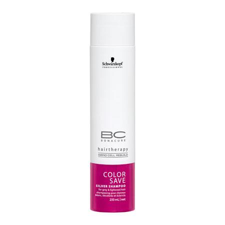 Bona Cure Colour Freeze Silver Shampoo 250Ml
