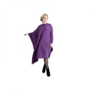 Wahl Cape Polyester Purple