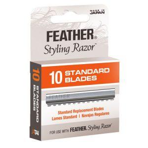 Feather Styling Razor Blades 10 Pak