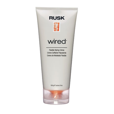 Rusk Wired Styling Creme 170Gm