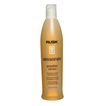 Rusk Sensories Smooth Shampoo 13.5Oz