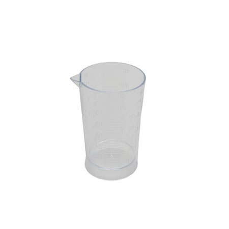 Measuring Cup 100C Clear