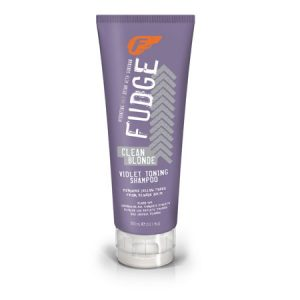 Fudge Clean Blonde Violet Shampoo 300Ml
