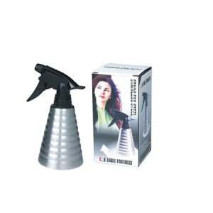 Water Spray Silver Pyramid