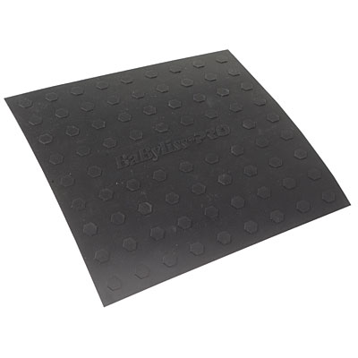 Babyliss Black Silicon Heat Res Mat