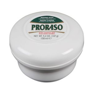 Proraso Sapone Green Tea and Oatmeal 150Gm Tub