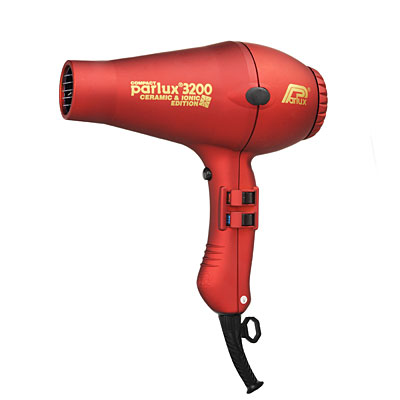 Parlux 3200 Ionic 1900 Watts Red