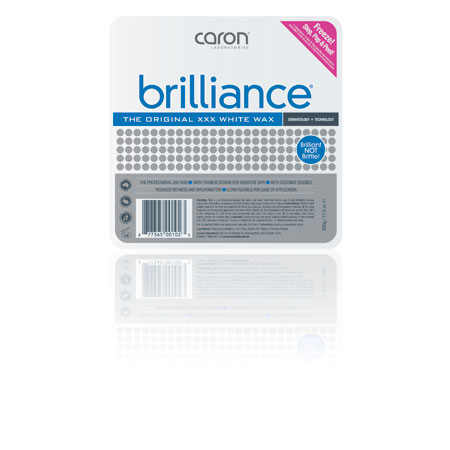 Caron Brilliance Hard Wax 500Gm