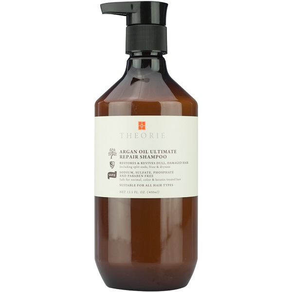 Theorie Argan Oil Ultimate Reform Shampoo 400ml