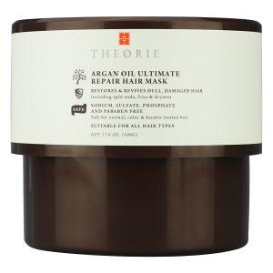 Theorie Argan Oil Ultimate Repair Hair Mask 500ml
