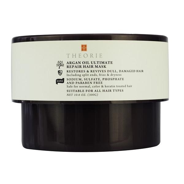 Theorie Argan Oil Ultimate Repair Mask 193gm