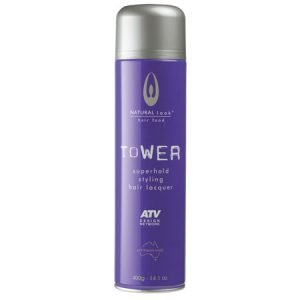 Atv Tower Hairspray 400Gm