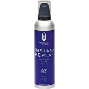 Atv Instant Replay Mousse 250Gm