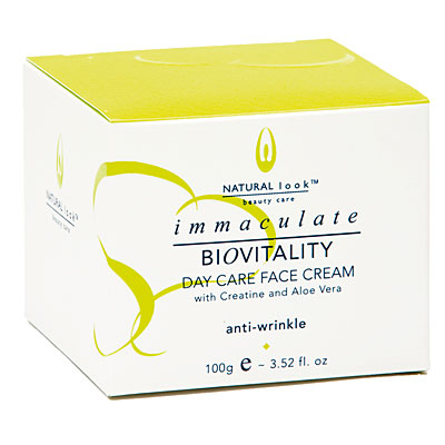 Natural Look Day Cream 100Gm