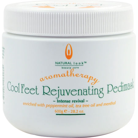 Natural Look Cool Feet Pedimask 600Gm