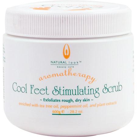 Natural Look Cool Feet Scrub 600Gm