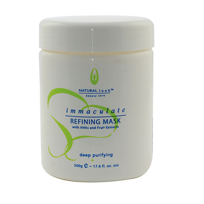 Natural Look Immaculate Refining Mask