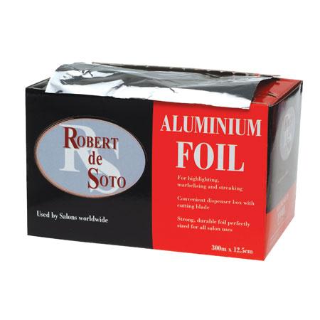 Desoto Silver Foil 300M 15 Micron