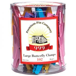 Butterfly Clamp 999 Large 102 36Pcs
