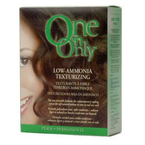 Jheri Redding One 'N' Only Low Ammonia Text