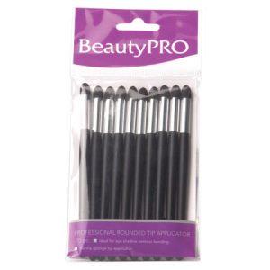 Beautypro Eye Shadow 10Pc Round Tip
