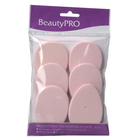 Beautypro Contour Oval 6Pc