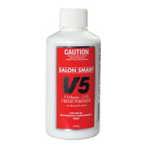 Salon Smart 5Vol Creme 250Ml