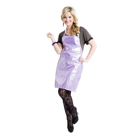Elektra Screen Me Lilac Apron