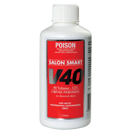 Salon Smart 40Vol Creme 250Ml
