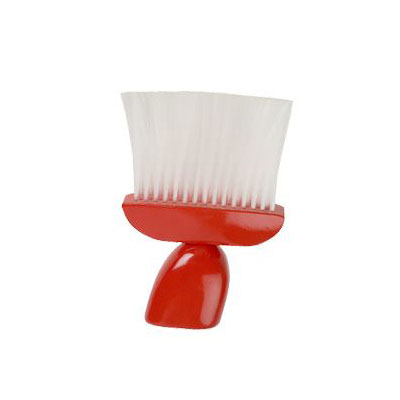 Neck Brush Wooden Red