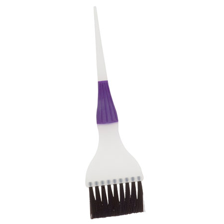 Tint Brush With Rubber Grip