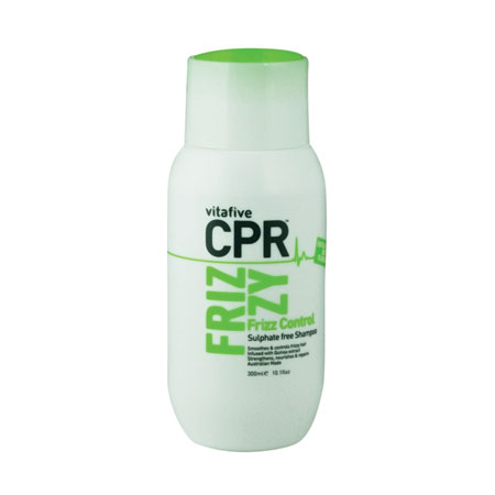 Vita 5 Cpr Frizz Control Shampoo 300Ml