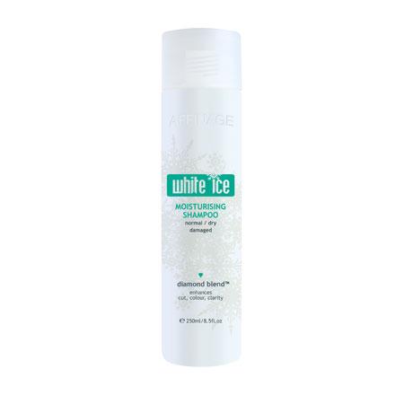 Affinage White Ice Moisturising Shampoo 1Lt
