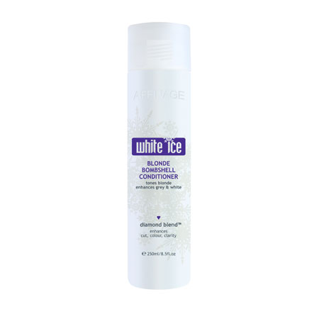 Affinage White Ice Blonde Bomb Conditioner 1Ltr